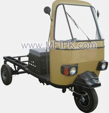 3 Wheeler Loader