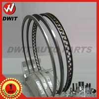 steel and alloy cast iron piston ring 4Y with bore 91mm