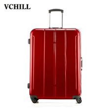Bright Color Unique Royal Travel Luggage