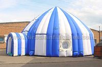 Cheap price inflatable storage,inflatable bubble tent for events C1010