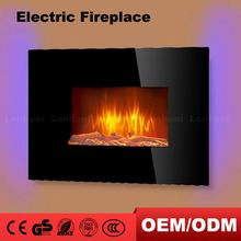 New Product Air Warmer Outlet In The Front Electric Fireplace Study