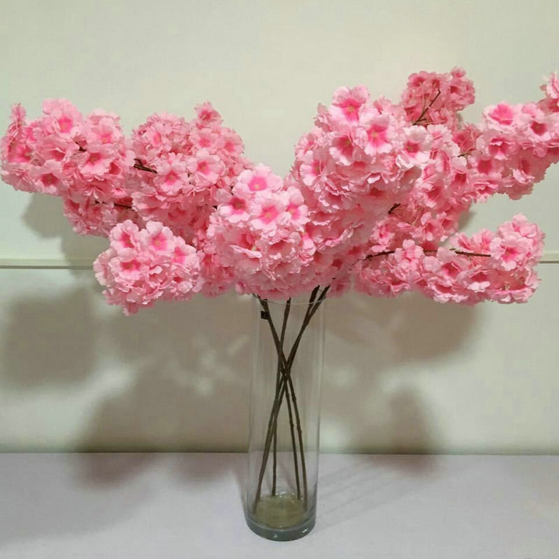 Wedding Decoration Cherry Blossom Artifical Flower