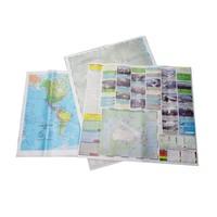 educational map, world map,teaching tools