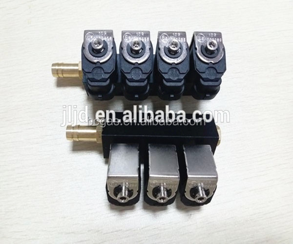 Injector Type injector rail cng 3/4/6/8cyl