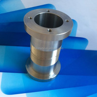 China manufacturer steel machining service 5 axis lathe parts, CNC Metal Machining Rapid Prototype Services