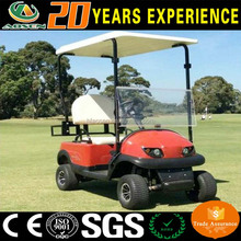 36V cheap price electric golf car for one person with CE certification