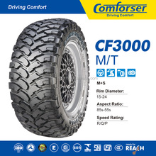 Mud tyre COMFORSER cf3000 PCR radial passenger car tire distributors canada