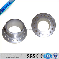 titanium flange astm b381 made in China for sale