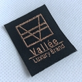 woven tag cloth label private woven label kid clothing