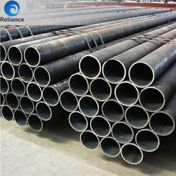 ERW BLACK STEEL PIPE / TUBE9 SUPPLIER