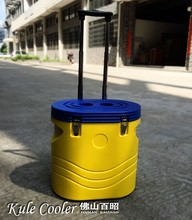 24L bluetooth speaker alibaba beer high quality mini plastic factory wholesale plastic cooler box
