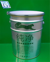 20L oil/paint/coating/gasoline bucket with handle and lid