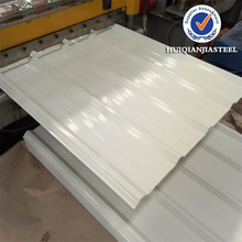 lowest metal roofing sheet price / Color coated roof sheet used Sandwich panel