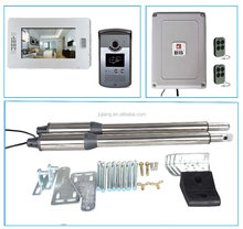 Gate Opener Double Swing electric motor for gates with video camera