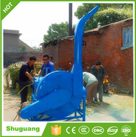 Hot selling grass hay cutter machine price