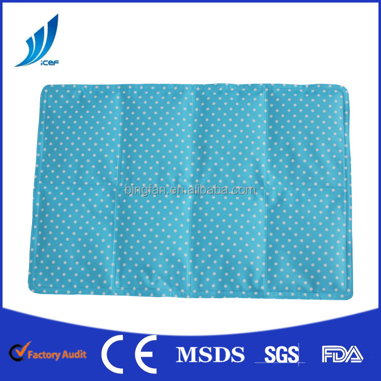 Pet Cooling Mat heat-insulated pad for dog