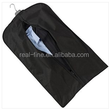NEW COAT DRESS SUIT SHIRT COVER TRAVEL BAG GARMENT PROTECTIVE COVER BLACK