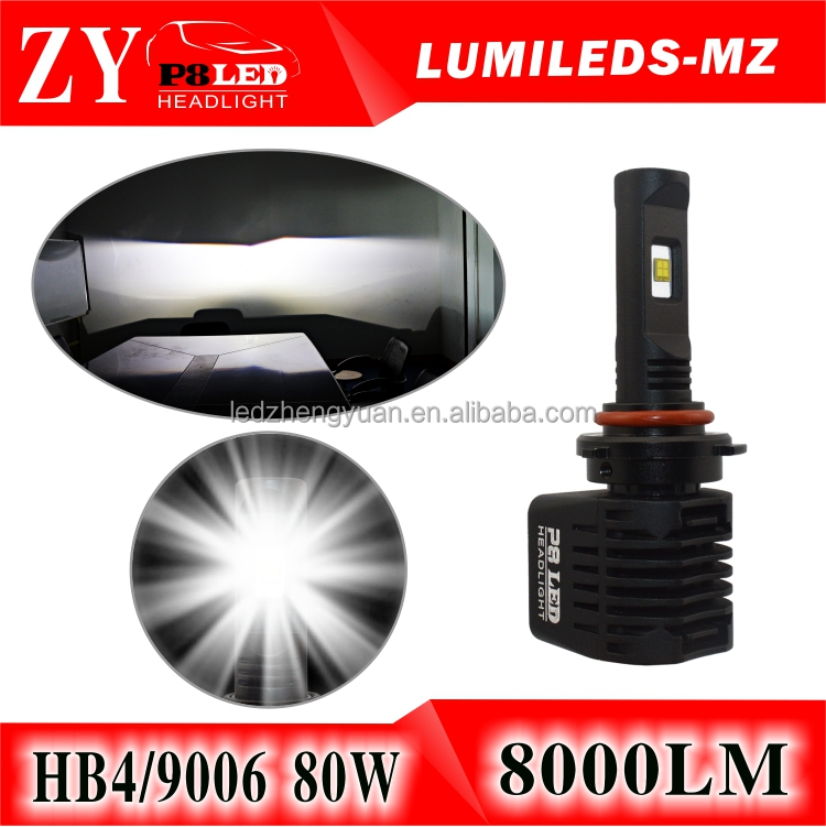 Masterwork Smart System High Power H1 H4 H7 H11 H13 HB3 HB4 9005 9006 9007 auto led headlight Led Headlamp Car 9004