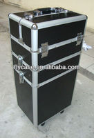 Aluminum trolley case for the Professional Makeup Artist