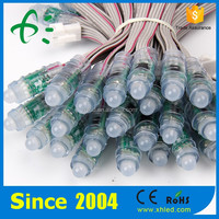 DC 5V 12mm Waterproof RGB LED Pixel Module Light 50 Nodes