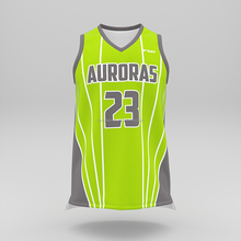 Sublimated basketball-trikot
