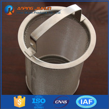 multifunctional stainless steel bazooka tube kettle screen stainless steel metal fish met