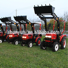 jinma electric used front end loader farm tractor for sale