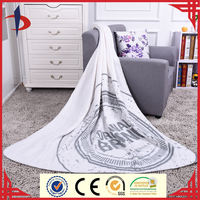 Anti Static Soft Anti-pilling Polar Fleece Blanket