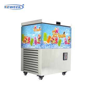 NEWEEK for snake shop popsicle stick making machine for sale