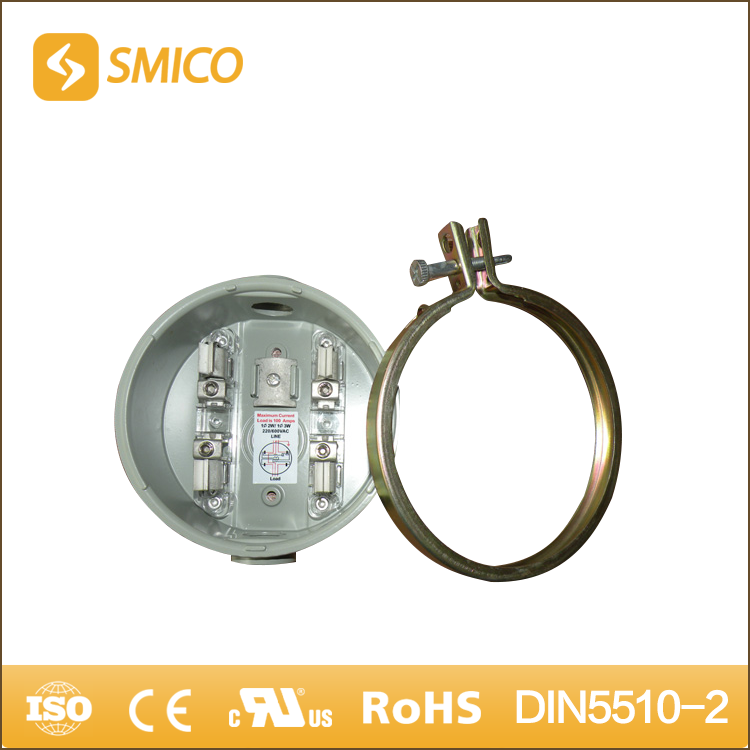 SMICO China Innovation Products Screw Locking Type Stainless Steel Sealing Ring