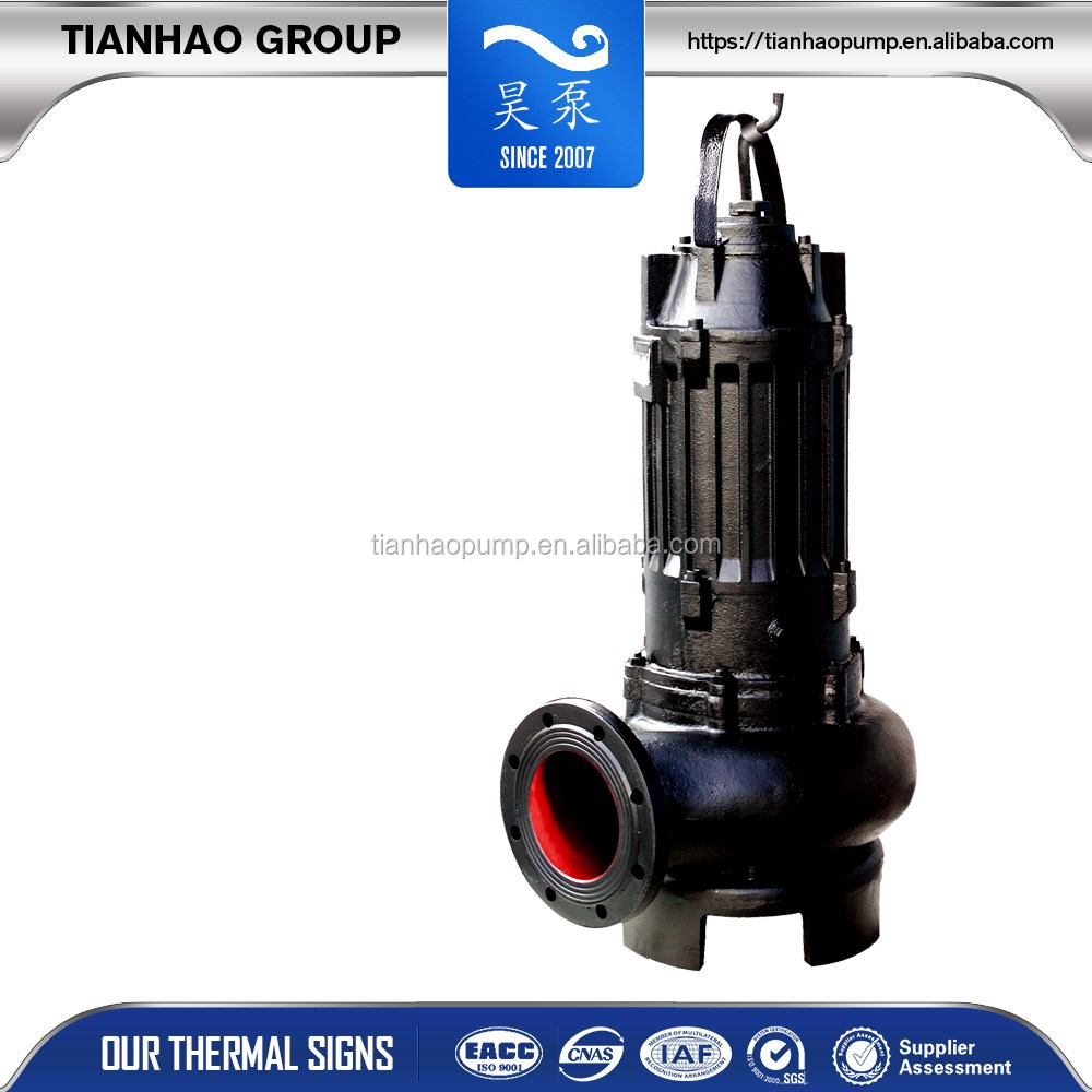 high quality mining submersible water pump
