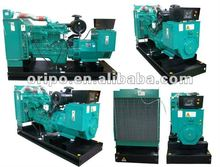 250kva cummins generator set diesel power plant with one year warranty