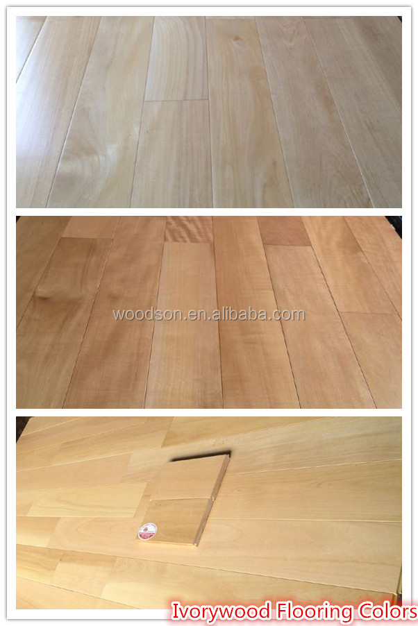 Selected Australian Ivorywood Solid Timber Flooring