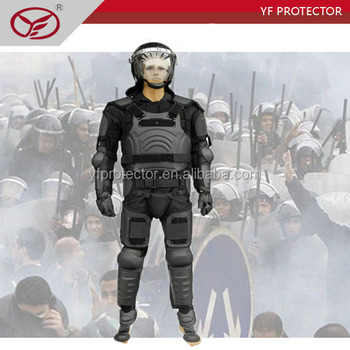 Anti-riot Suit Polce Military Equipment Riot Gear Protection