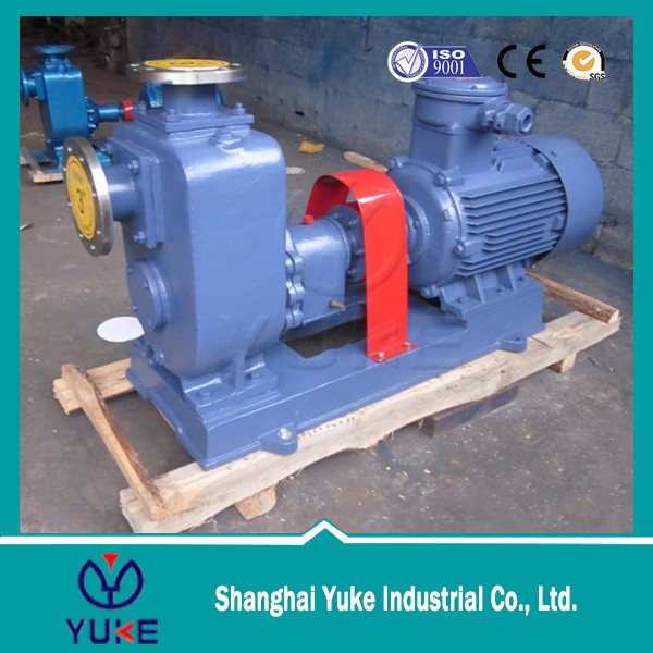 5.5 hp electric start self-suck waste water pumping systems thailand