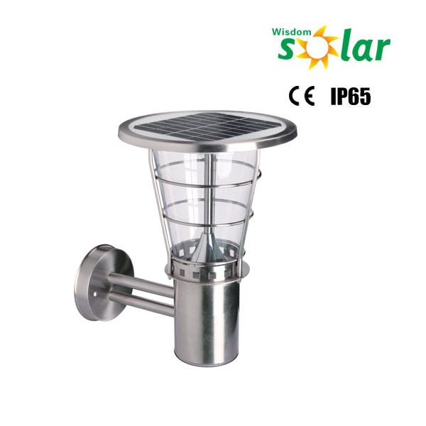 Hot New Products For 2015 Solar LED Wall LIGHT/SOLAR WALL LIGHT Outdoor/wall