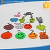Hot Special Plastic Reflective Key Chain for Kids