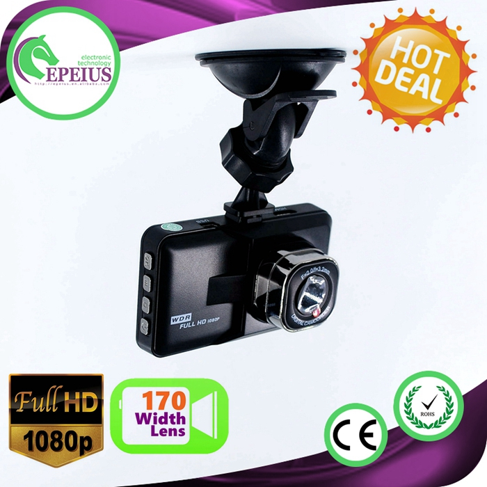 Ultra HD Video GS30 dashcam car dash camera 1080p full hd g-sensor pa Rear View Car Recorder