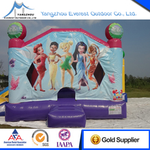 2015 hot sale commercial 5mx4.7mx3.9m jumping castles inflatable