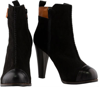 San Marco Women's Suede Boots, Style no. 1069