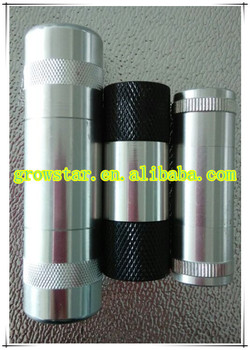 Metal Aluminum small smoking pollen press