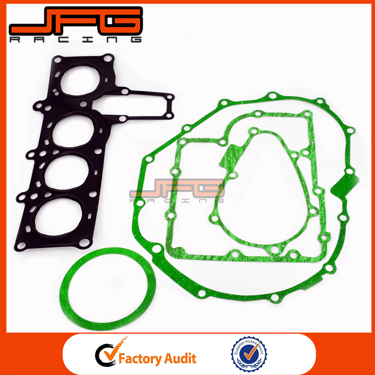Cylinder Complete Gasket Engine Kit Set Fit For Honda MC19 Motorcycle Racing