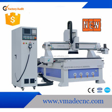 hot sale 4 axis atc low cost wood cnc router/ china plywood cnc cutting machine price