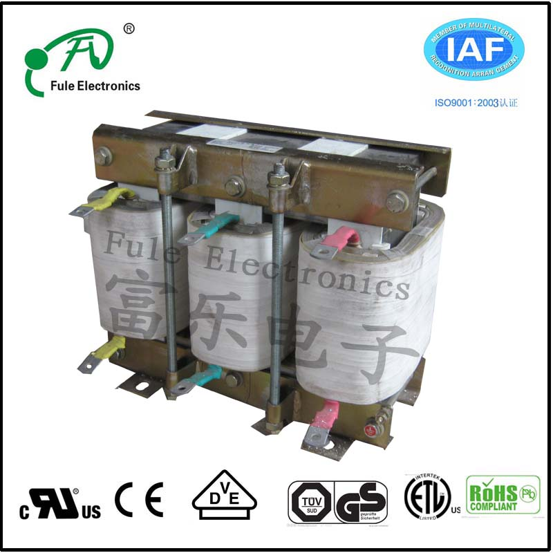 8KVA Three Phase low frequency Power Transformer