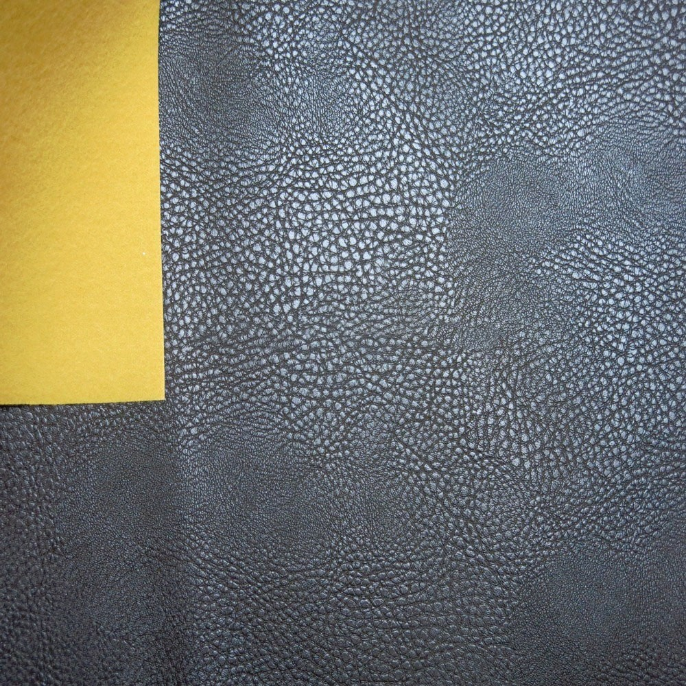 abrasion resistance waterproof pvc rexine leather fabric with matt colour for car sofa and furniture upholstery