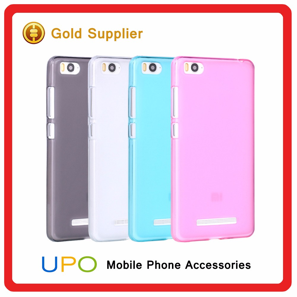 [UPO] All-round Protective Mobile Phone Cover Matte Bumper Soft tpu Case For Xiaomi 4c