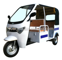battery powered auto rickshaw made in china