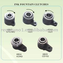 heidelberg--GTO/MO ink clutch-ink fountain clutches