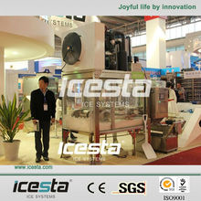 ICESTA Concrete Cooling Systems Ice Plant