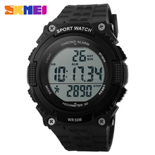 SKMEI Fashion Digital Pedometer Watch